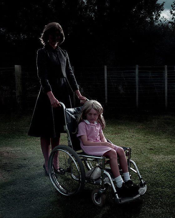 איבון טוד, 2005, mixed-up childhood